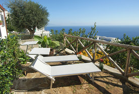 Amalfi Coast & Gulf of Naples Holiday apartment La Casetta di Diogene