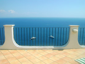 Amalfi Coast & Gulf of Naples Holiday apartment Casa Carlo